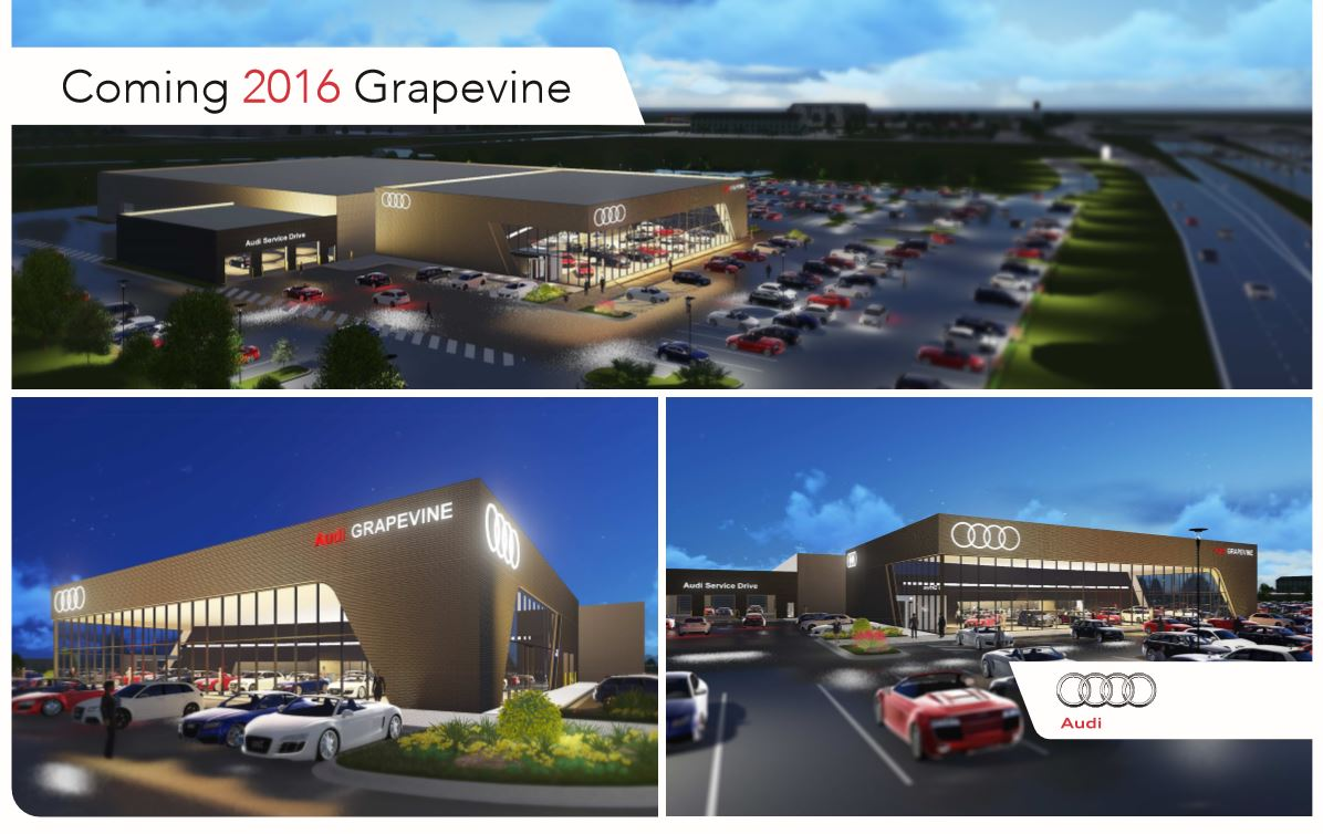 Audi Grapevine DFW Audi Is Moving - Audi euless