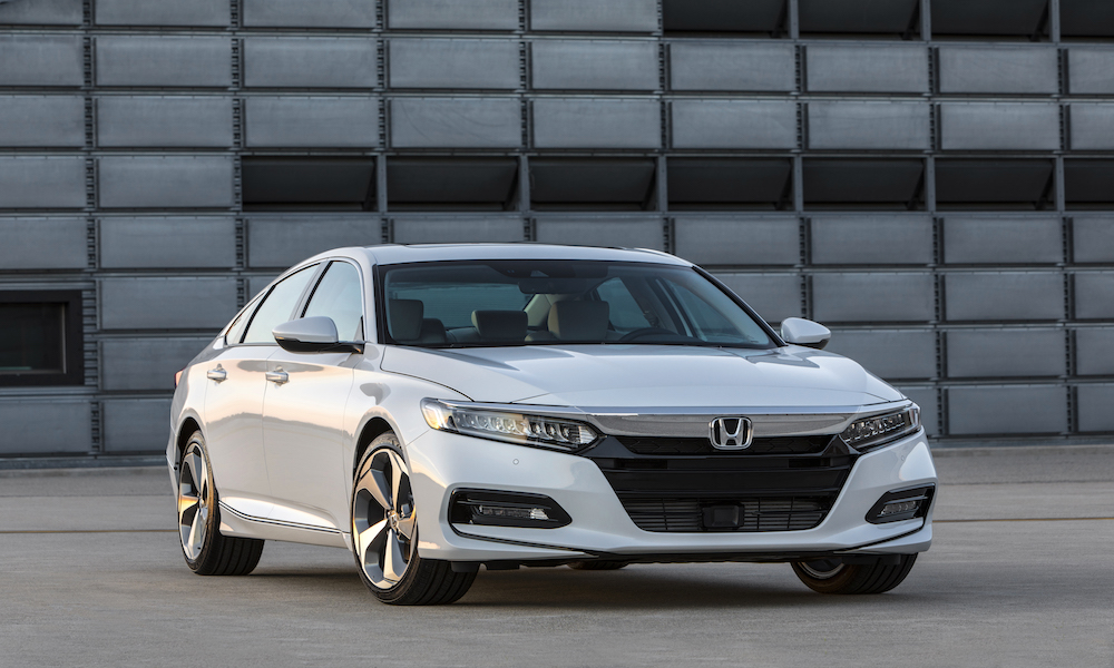 Hall Honda Elizabeth City 2018 Honda Accord
