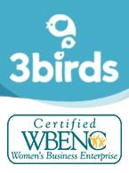 3 Birds WBENC Certified