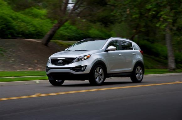 The Sportage Sports Some Impressive Fuel Economy Numbers. Front Wheel Drive  Non Turbocharged Models Earn An EPA Estimated 24 Mpg Combined While  All Wheel ...