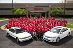 Toyota 10 Millionth Vehicle