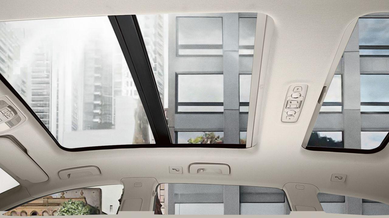 2015 Suvs With Panoramic Sunroof Autos Post