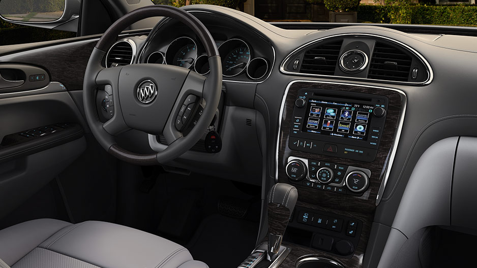 Buick Enclave Black Interior Images Galleries With A Bite
