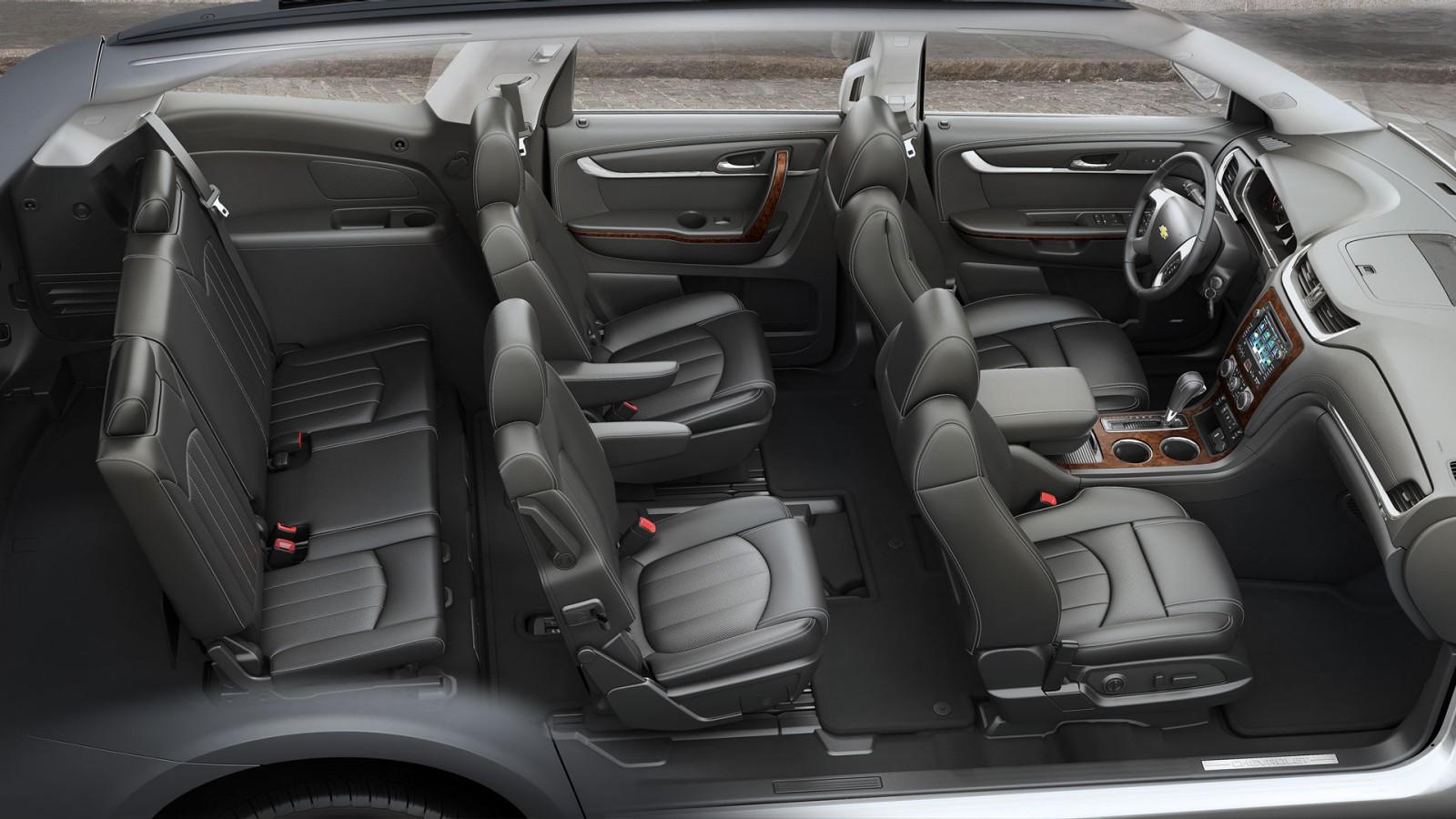 All Chevy chevy 2015 suv : 2015 Chevrolet Traverse