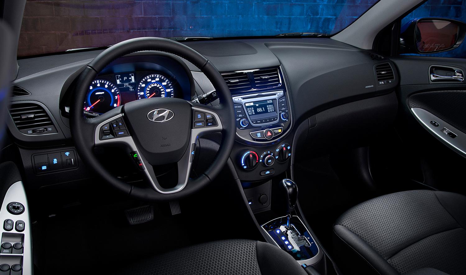 Len Stoler Hyundai 2015 Hyundai Accent