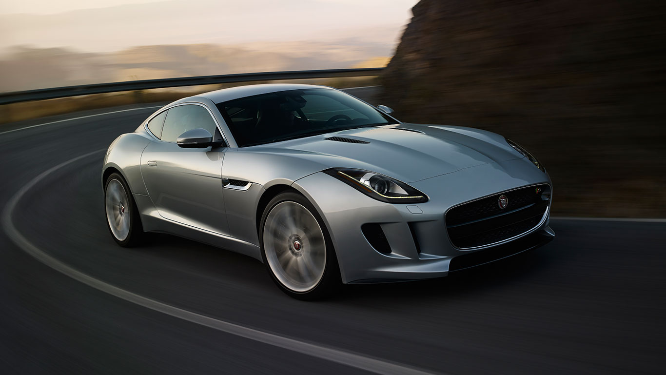 rusnak pasadena jaguar 2016 jaguar f type coupe. Black Bedroom Furniture Sets. Home Design Ideas