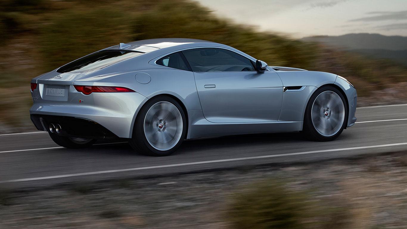 Rusnak/Pasadena Jaguar - 2016 Jaguar F-TYPE Coupe