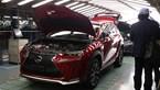 2015 Lexus NX Production