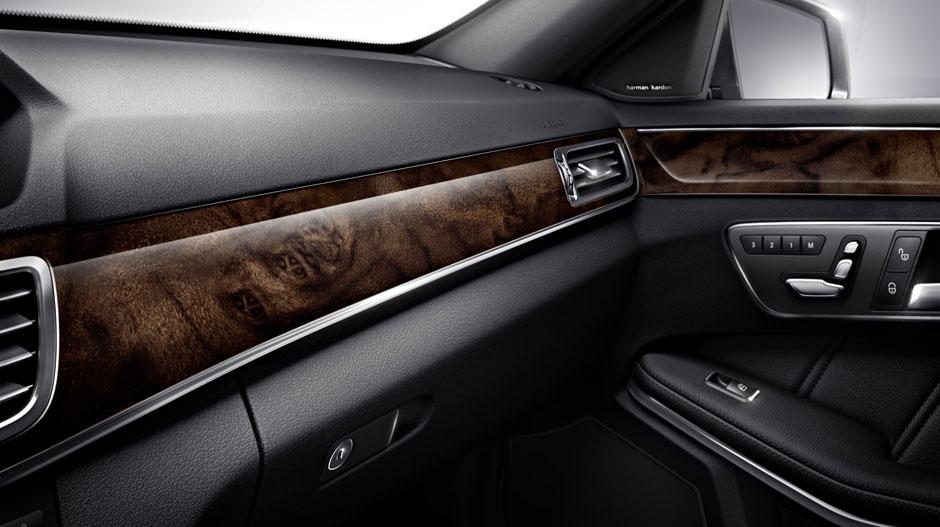 Mercedes benz of naples 2016 mercedes benz e class for Mercedes benz interior trim parts