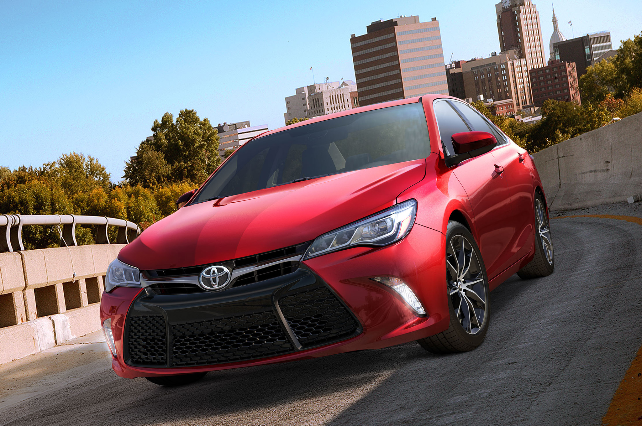 Look For The 2016 Toyota Camry This Summer At Glen Toyota
