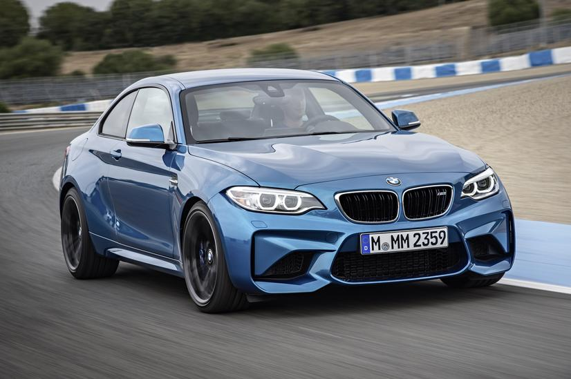 BMWu0027s Most Famous Tagline Is U201cThe Ultimate Driving Machine,u201d And With The  Latest News About The 2016 BMW M2, Itu0027s Clear That This New Model Is  Exactly That.