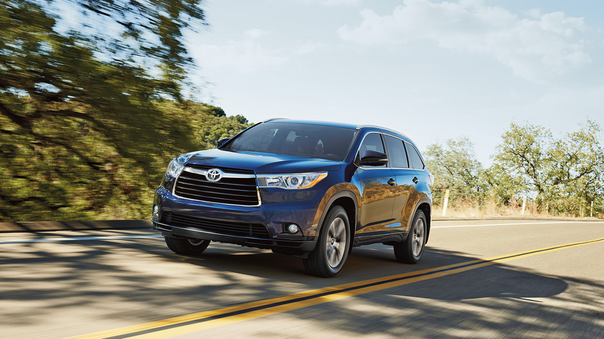 dch freehold toyota 2016 toyota highlander earns top safety pick rating from iihs. Black Bedroom Furniture Sets. Home Design Ideas
