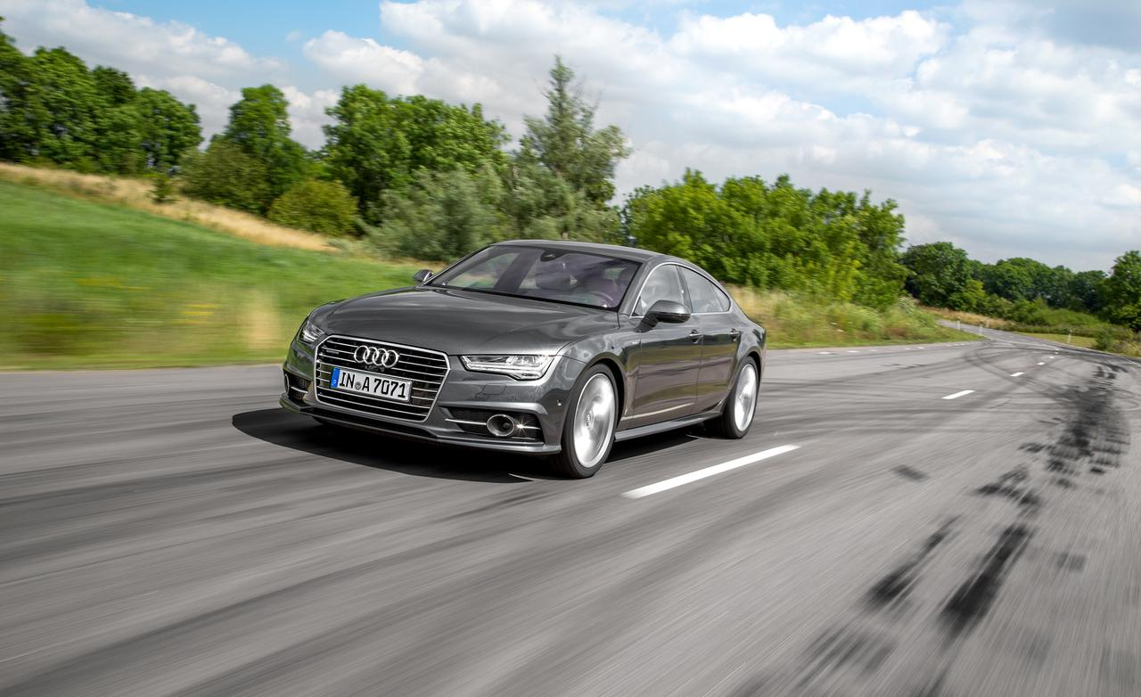 2014 Audi A7 Sportback H Tron Quattro Wallpaper | HD Car Wallpapers