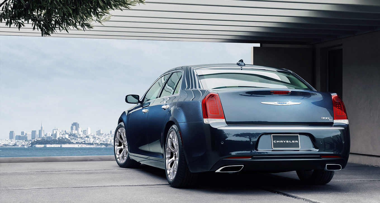 Chrysler Rear