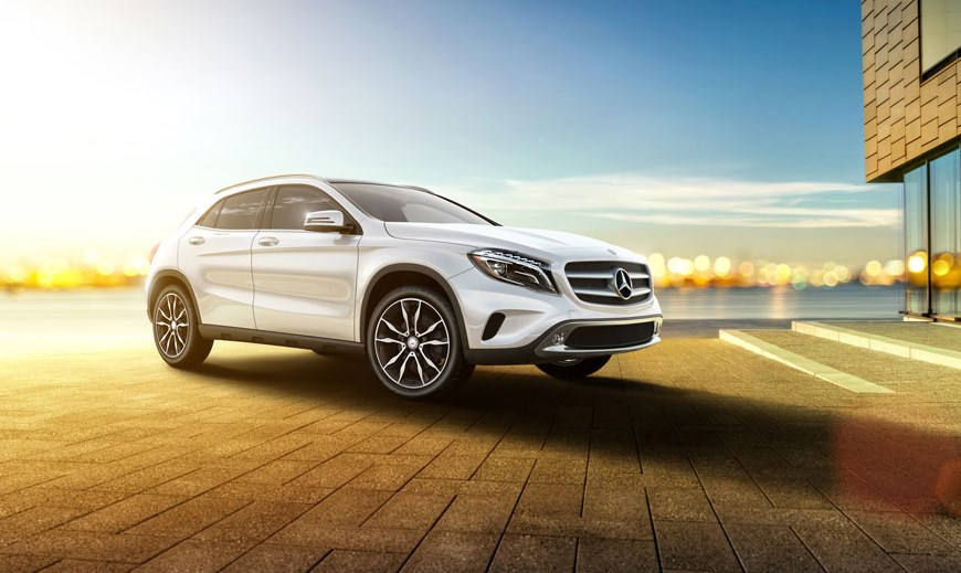 Mercedes benz of princeton 2016 mercedes benz gla for Mercedes benz of princeton lawrence township nj