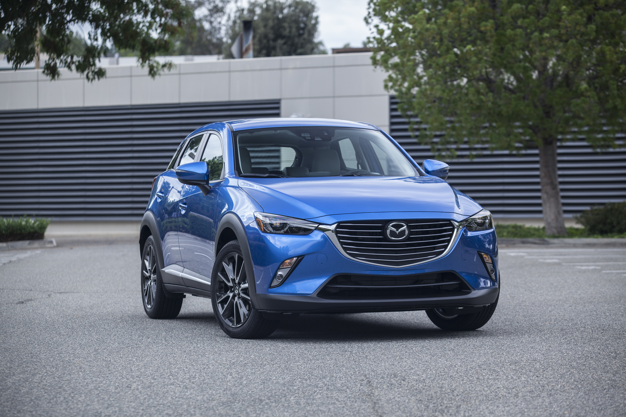 mazda crossover safe cx test and drive review fast