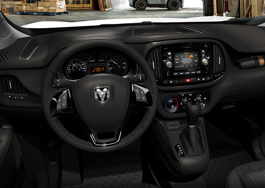 3 birds archived 2017 ram promaster city for Ram promaster city interior dimensions