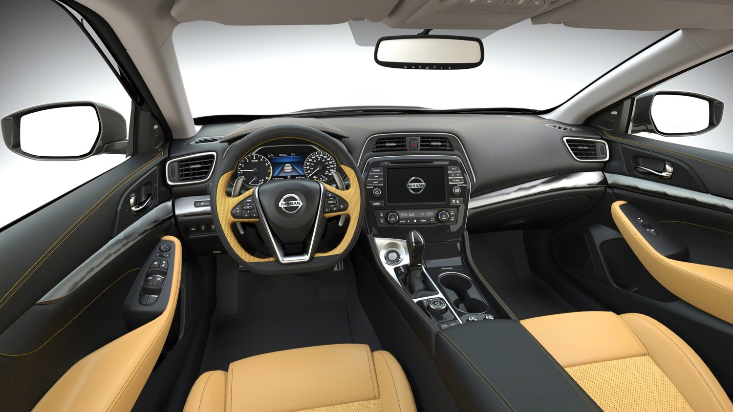 Nissan Of Mobile 2017 Nissan Maxima