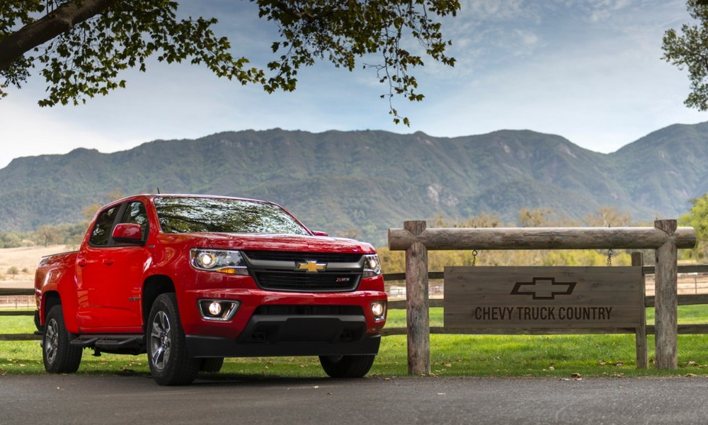 Heritage chevy buick owings mills 2017 chevrolet colorado for Owings mills motor cars reviews
