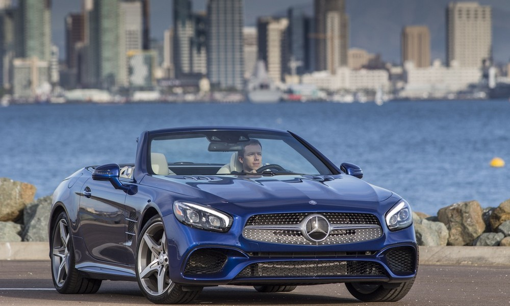 Mercedes benz of annapolis 2017 mercedes benz sl class for Mercedes benz service annapolis md