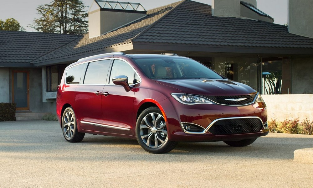 mills ford chrysler chrysler expands driver options with new pacifica touring plus trim. Black Bedroom Furniture Sets. Home Design Ideas