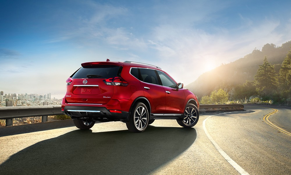 Coral Springs Auto Mall >> Coral Springs Auto Mall - 2017 Nissan Rogue: The Perfect ...