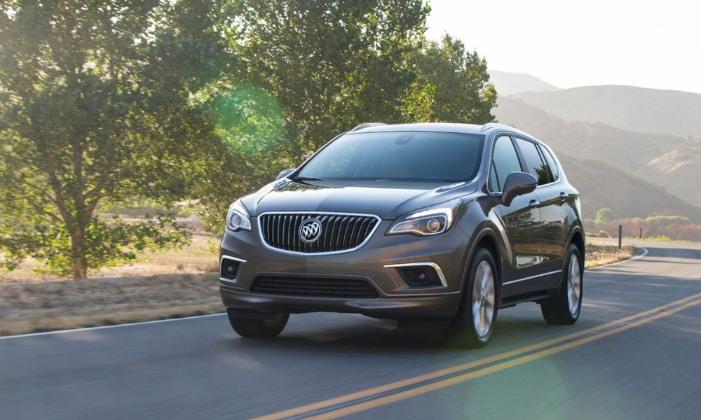 shamaley buick gmc 2017 buick envision. Black Bedroom Furniture Sets. Home Design Ideas