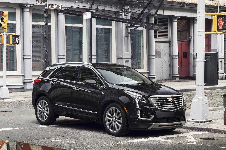 MotorWorld MileOne Autogroup WardsAuto Names 2017 Cadillac XT5