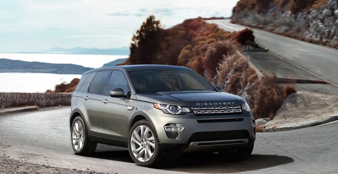 Naples Luxury Imports - 2017 Land Rover Discovery Sport