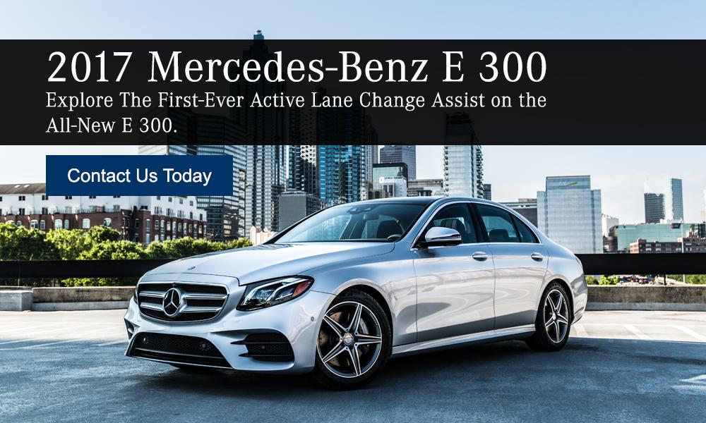 Mercedes-Benz E 300 2017 - January 2017 promo 1000x600