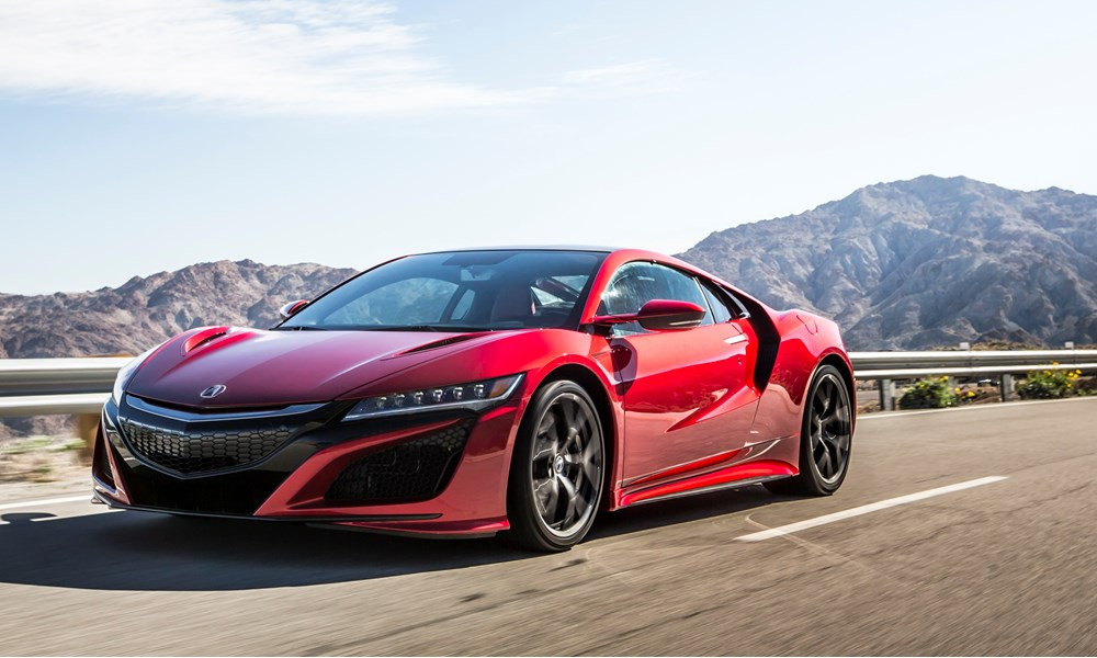 At Dch Montclair Acura The Upcoming Arrival Of All New 2017 Nsx Has Been Causing Quite A Stir Hy Compromise Serene Luxury And Sheer