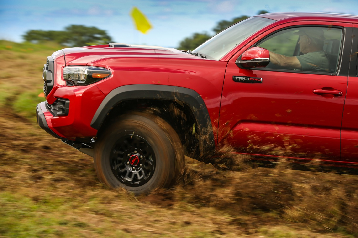 Automatic V6 Tacoma Models Get An EPA Rated 21 Mpg Combined (19 Mpg City,  24 Mpg Highway) With Rear Wheel Drive, And 20 Mpg Combined (18 Mpg City, ...