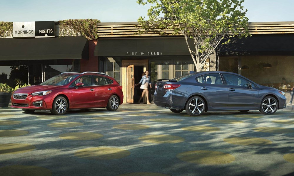 Herb Gordon Subaru - The Subaru Impreza is Now American-Made