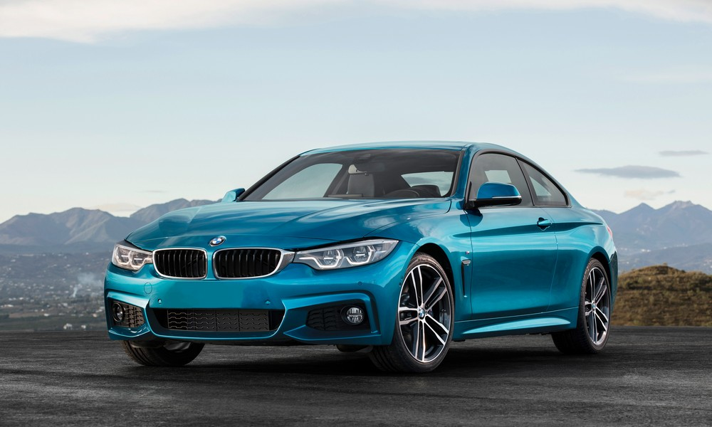 Performance Bmw 2018 Bmw 4 Series