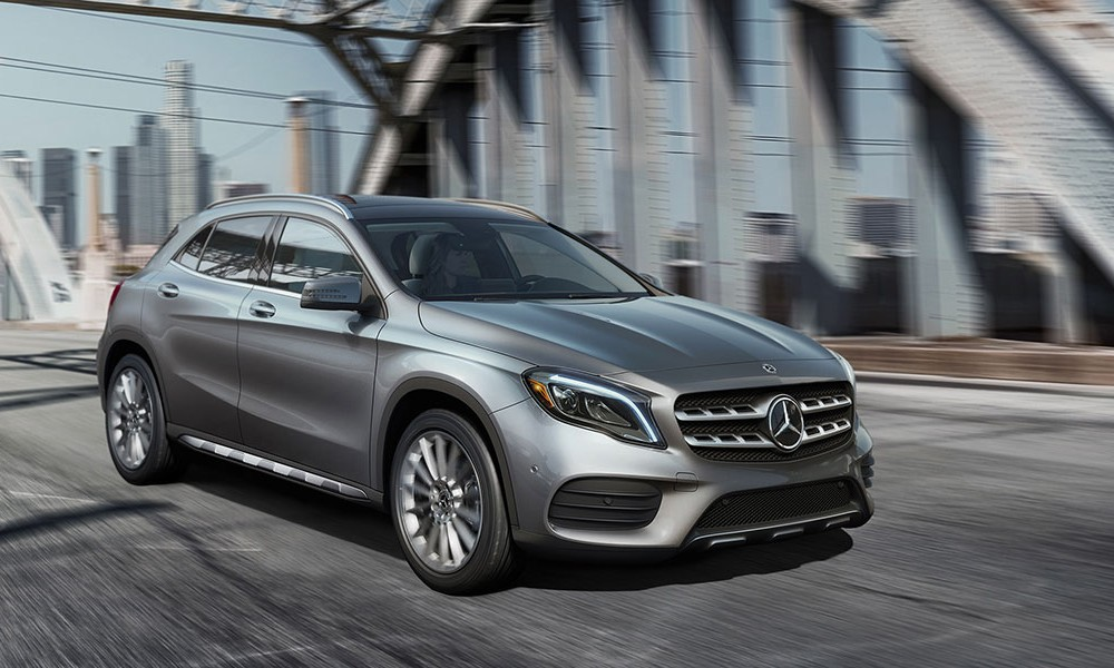 Mercedes benz of princeton 2018 mercedes benz gla for Mercedes benz princeton