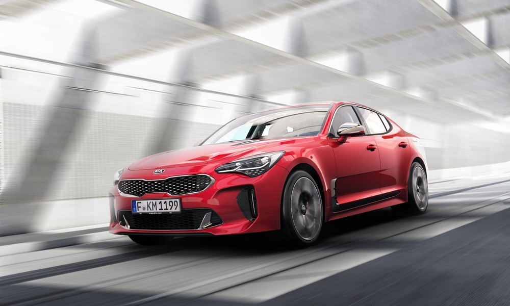 What Started Out As Kia S Gt Concept Car Is Now A True Grand Touring Vehicle The 2018 Stinger Which Debuted To Raves This Year At North American