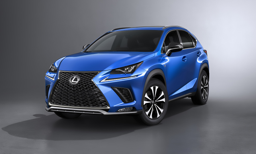 Lexus Recently Unveiled The 2018 Model Of Its Wildly Popular NX Crossover  At The Shanghai Motor Show. A Number Of Visual Changes Will Keep The NX  Fresh For ...