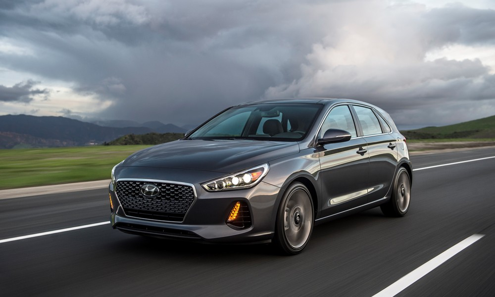 Redefining What A Hatchback Can Be, The Upcoming 2018 Hyundai Elantra GT  Offers Creature Comforts, Plenty Of Power, And Advanced Technology That  Will Turn ...