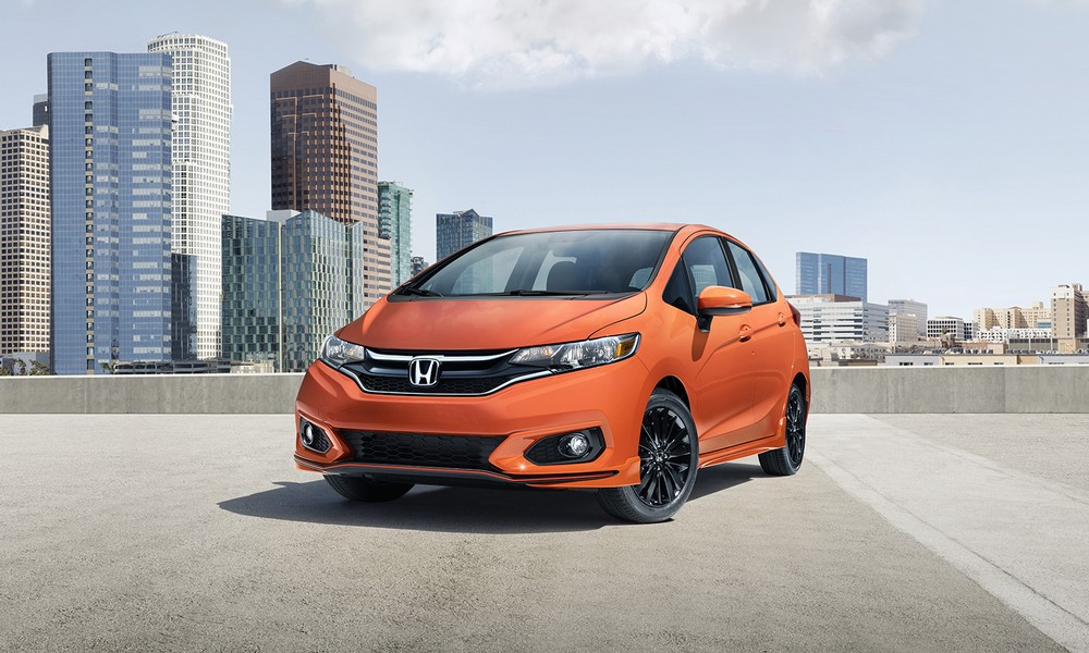 2018 honda models. Unique Models The 2018 Honda Fit Features A Sleeker Sportier Styling An Allnew Sport  Trim And The Added Availability Of Sensing Suite Driving Safety  In Honda Models