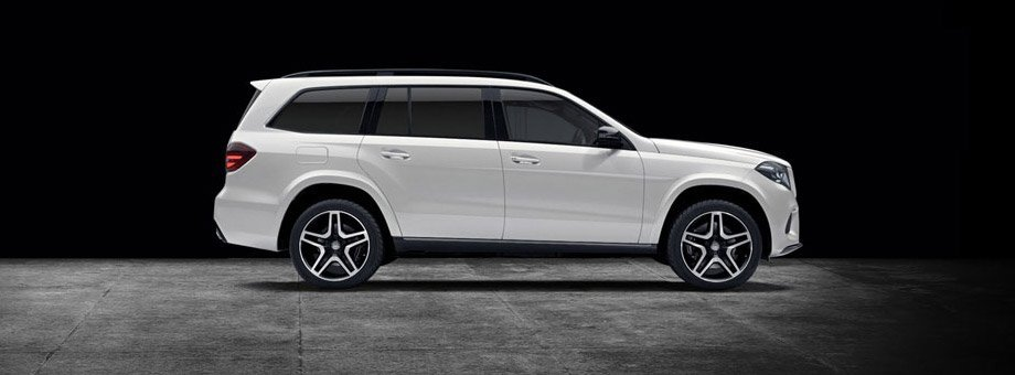 Mercedes benz of princeton the 2017 mercedes benz gls for Mercedes benz of princeton lawrence township nj