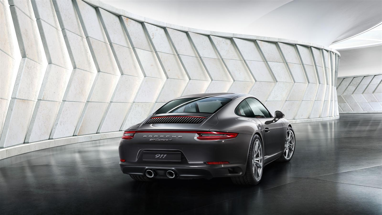 Get To Know The 2016 Porsche 911 Lineup