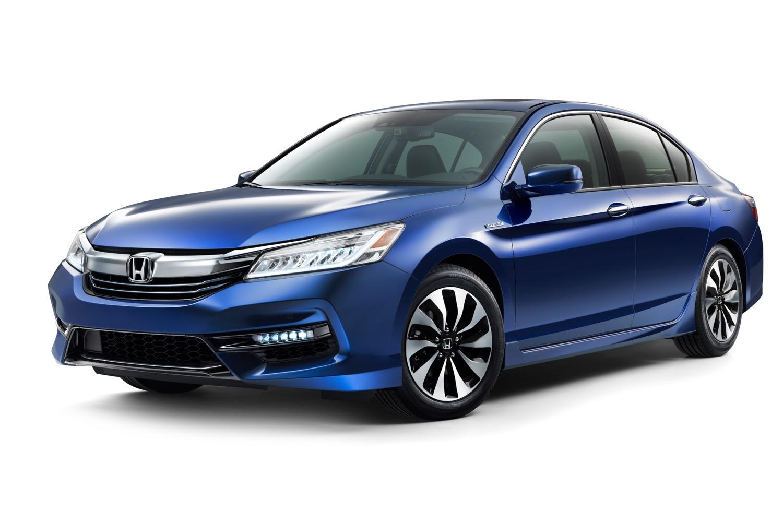 Preview 2017 Honda Accord Hybrid