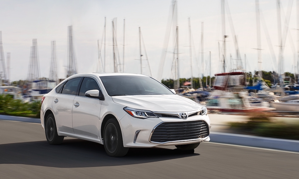 Fred Haas Toyota World 2018 Toyota Avalon