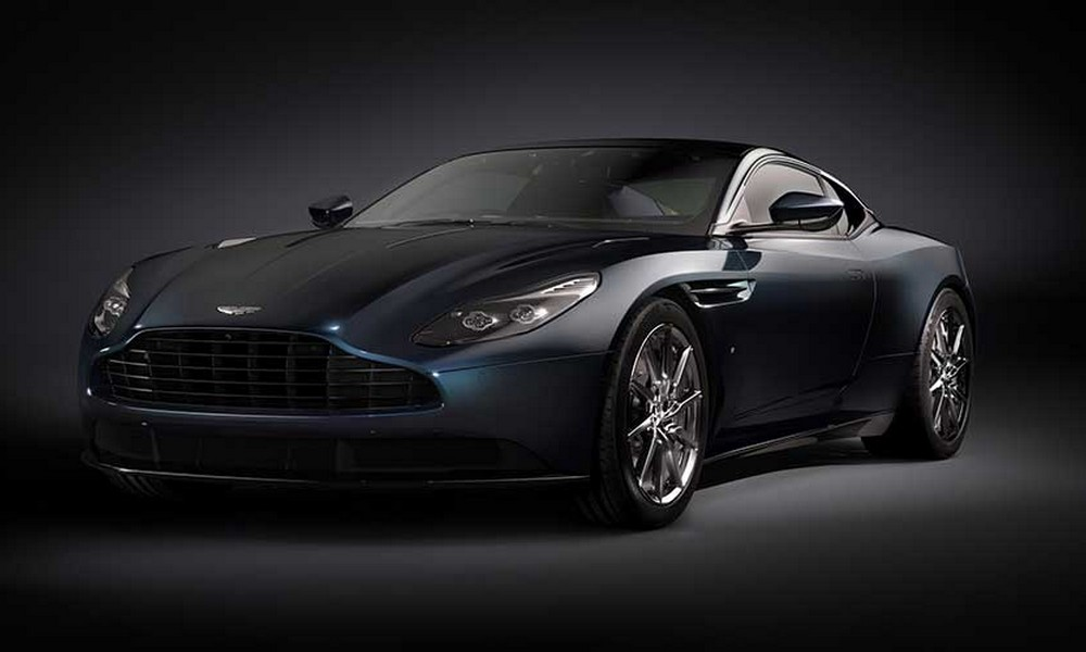 IndiGO Auto Group Desert European Motorcars Campus New - Aston martin accessories