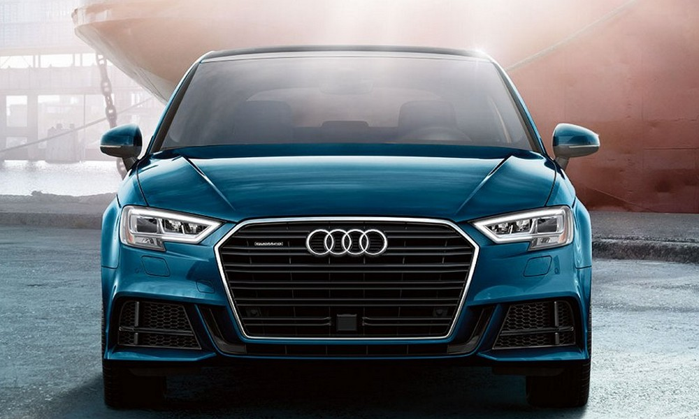 Audi Honolulu What S The Meaning Behind The Audi Logo