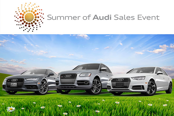 Audi Honolulu Don T Miss The 2016 Summer Of Audi Sales Event