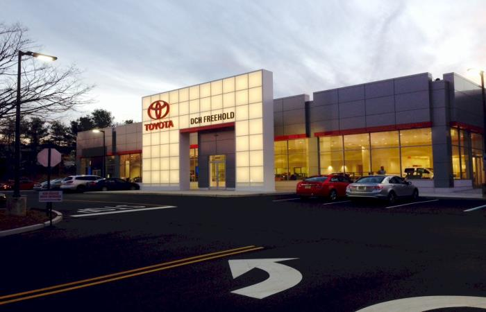Dch freehold toyota of freehold new jersey 07728 autos post for Honda of freehold service