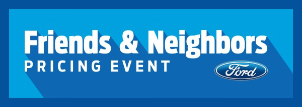 Friends and Neighbors Black Friday Event Topcap