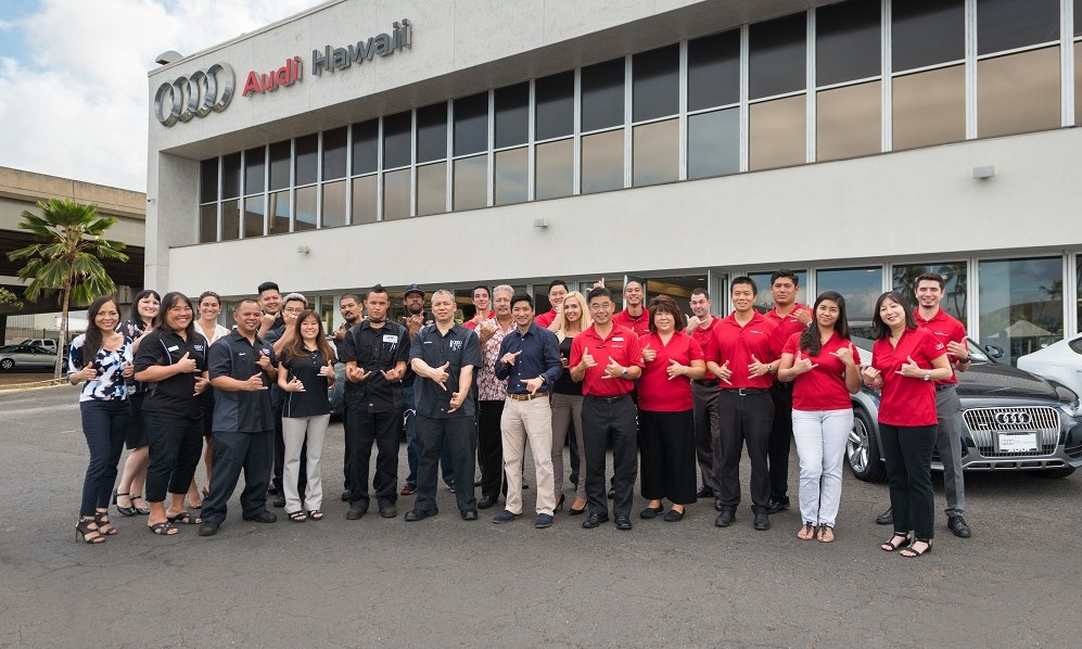 Audi Honolulu Now Hiring Discover Your Potential At Audi Hawaii - Audi hawaii