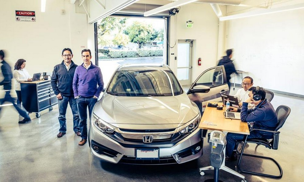 Bob Howard Honda >> Bob Howard Honda Honda Transforms Silicon Valley Lab Into